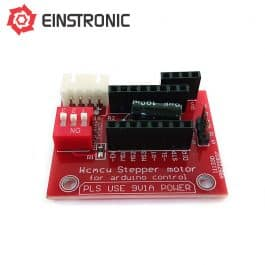 A4988 Stepper Motor Driver Adapter Breakout Base Module