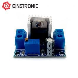 LM317T Adjustable Voltage Regulator Module