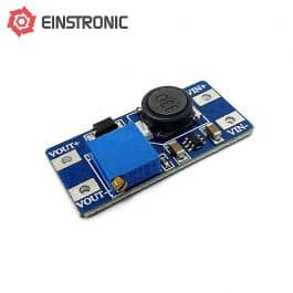 MT3608 3A Step Up Boost Converter Module