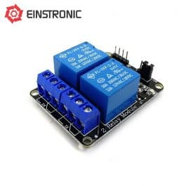 2-Channel Relay Controller Module