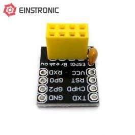 ESP-01 Breadboard Adapter Breakout Board
