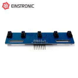 5-Channel Optical Line Follower Robot Sensor Module