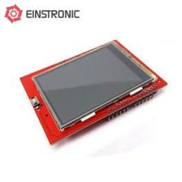 Arduino Uno 2.4″ TFT Display Touchscreen Shield
