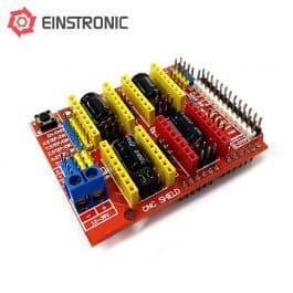 Arduino Uno CNC Router Shield v3.0