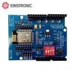 Arduino Uno ESP8266 WiFi Expansion Shield