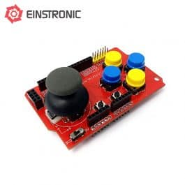 Arduino Uno Gaming Joystick Shield v1.A