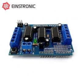 Arduino Uno L293D Motor Driver Shield