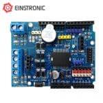 Arduino Uno L298P Motor Driver Shield