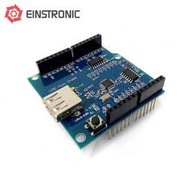 Arduino Uno USB Host Shield
