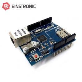 Arduino Uno W5100 Ethernet Shield v2.0