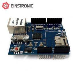 Arduino Uno W5100 Ethernet Shield v2.0