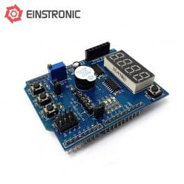 Arduino Uno Multifunction Learning Shield