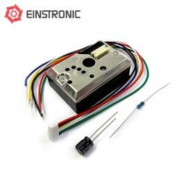 GP2Y1010AU0F PM2.5 Dust Particle Sensor Module