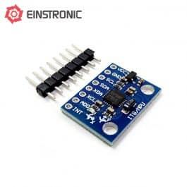 GY-521 MPU6050 6DOF Accelerometer Module