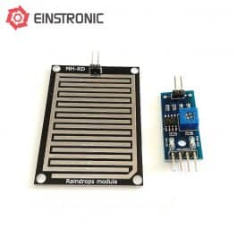 Rain Drop Weather Sensor Module