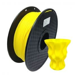 3D Printer Filament PLA 1KG (Yellow)