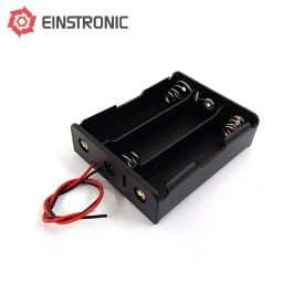 Battery Holder 18650 3-slot