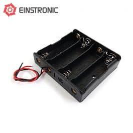 Battery Holder 18650 4-slot