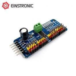 PCA9685 16-Channel PWM Servo Controller Module