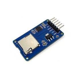 Micro SD Card Reader Module