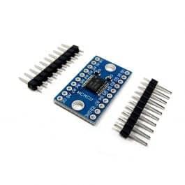 TXS0108E 8-bit Logic Level Converter Module