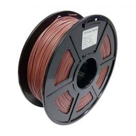 3D Printer Filament PETG 1KG (Brown)