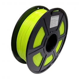 3D Printer Filament PETG 1KG (Fluorescent Yellow)