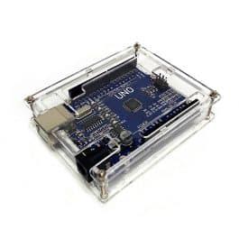 Acrylic Casing for Arduino Uno