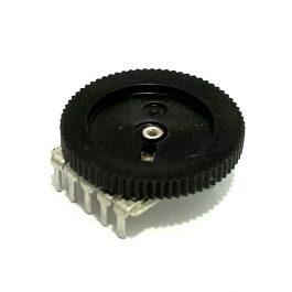 Dial Gear Dual Linear Potentiometer 50K